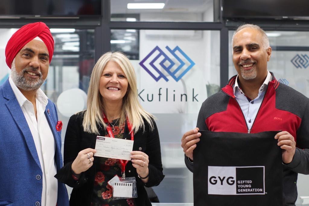 Kuflink - Blog Post - Meet Rawinder Binning, Trustee at the Kuflink Foundation - Dec 19